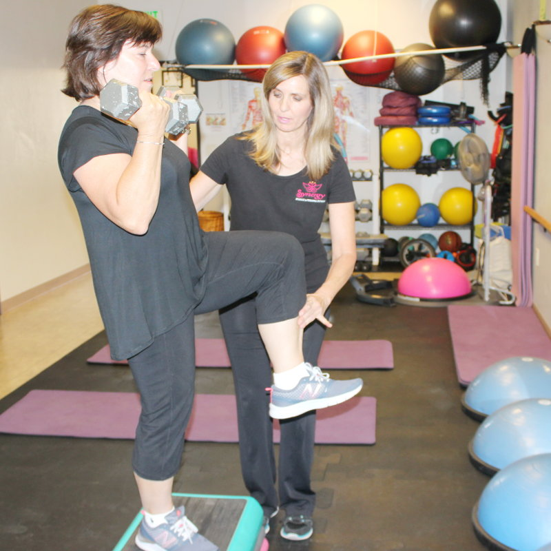 Personal Training in St. George, UT 1 | Synergy Massage & Personal Fitness