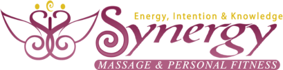 Synergy Massage & Personal Fitness - Logo